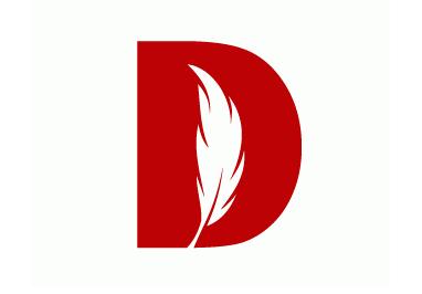 """【图】创意英文字母""""d""""logo设计作品集"""
